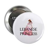 Lebanese Princess 2.25&quot; Button (10 pack)