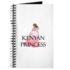 Kenyan Princess Journal