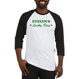 EVELYN - lucky day Baseball Jersey