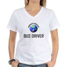 World's Coolest BUS DRIVER Shirt