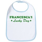 FRANCESCA - lucky day Bib