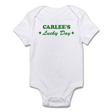 CARLEE - lucky day Infant Bodysuit