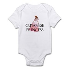 Guyanese Princess Infant Bodysuit