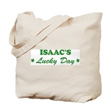 ISAAC - lucky day Tote Bag