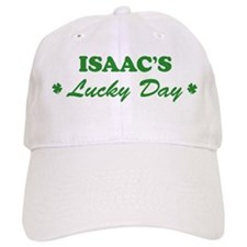 ISAAC - lucky day Baseball Cap