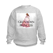 Grenadan Princess Sweatshirt
