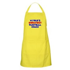 World's Greatest Paint.. (A) BBQ Apron