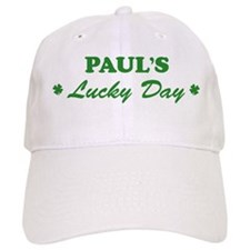 PAUL - lucky day Baseball Cap