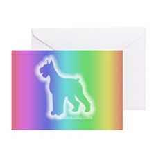 Giant Schnauzer Sympathy Cards (Pk of 10)