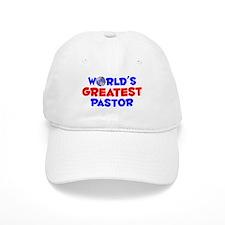World's Greatest Pastor (A) Baseball Cap