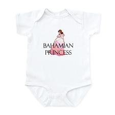 Bahamian Princess Infant Bodysuit