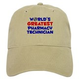 World's Greatest Pharm.. (A) Baseball Cap