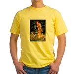 Midsummer's Eve Lakeland T. Yellow T-Shirt