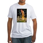 Midsummer's Eve Lakeland T. Fitted T-Shirt