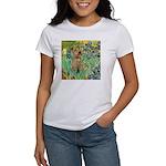 Lakeland T. & Irises Women's T-Shirt