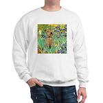 Lakeland T. & Irises Sweatshirt