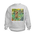 Lakeland T. & Irises Kids Sweatshirt