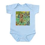 Lakeland T. & Irises Infant Bodysuit