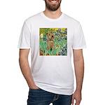 Lakeland T. & Irises Fitted T-Shirt