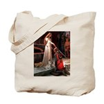 The Accolade & Lhasa Apso Tote Bag