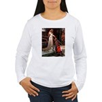 The Accolade & Lhasa Apso Women's Long Sleeve T-Sh