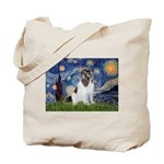 Starry Night / Landseer Tote Bag