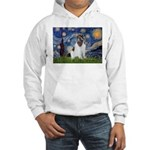 Starry Night / Landseer Hooded Sweatshirt
