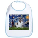 Starry Night / Landseer Bib
