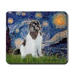 Starry Night / Landseer Mousepad