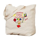 MeeMaw Fun Girl Tote Bag