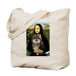 Mona and her Parti Pom Tote Bag