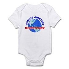 World's Greatest Dispa.. (E) Infant Bodysuit