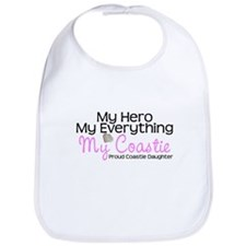 My Everthing Coastie Daughter Bib