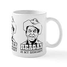 REAGAN is My Homeboy -Coffee Mug