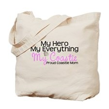 My Everything Coastie Mom Tote Bag