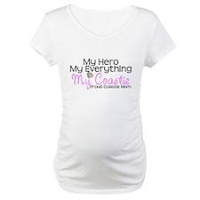 My Everything Coastie Mom Shirt