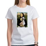Mona Lisa (new) & Saluki Tee