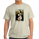 Mona Lisa (new) & Saluki Light T-Shirt
