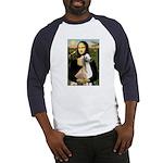 Mona Lisa (new) & Saluki Baseball Jersey