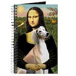 Mona Lisa (new) & Saluki Journal