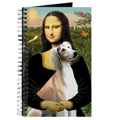 Mona Lisa (new) & Saluki Journal