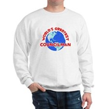 World's Greatest Counc.. (F) Sweatshirt