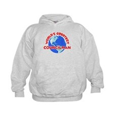 World's Greatest Counc.. (F) Hoodie