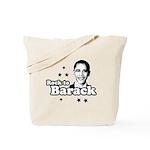 Rock to Barack Tote Bag