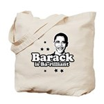 Barack is Barilliant Tote Bag