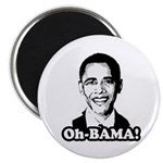 Oh-BAMA Magnet