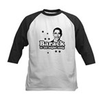 Barack it all night long Kids Baseball Jersey