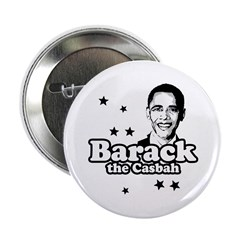 "Barack the Casbah 2.25"" Button (10 pack)"