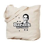 Barack the Casbah Tote Bag