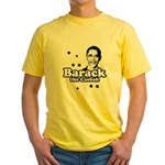 Barack the Casbah Yellow T-Shirt